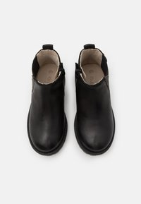 Kickers - GROOKY - Classic ankle boots - noir/argent - 3