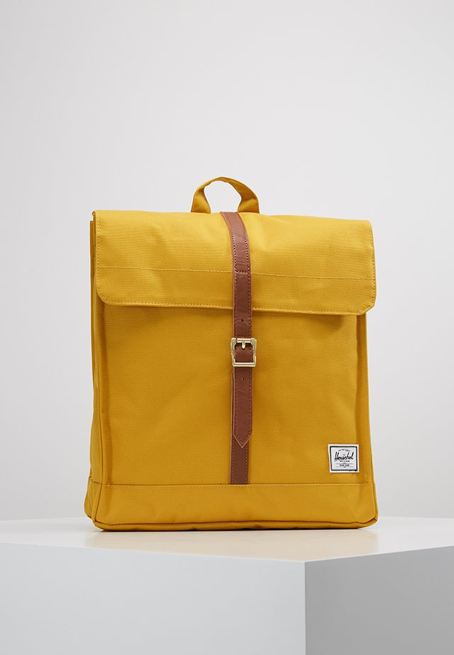CITY MID VOLUME - Rucksack - arrowwood/tan