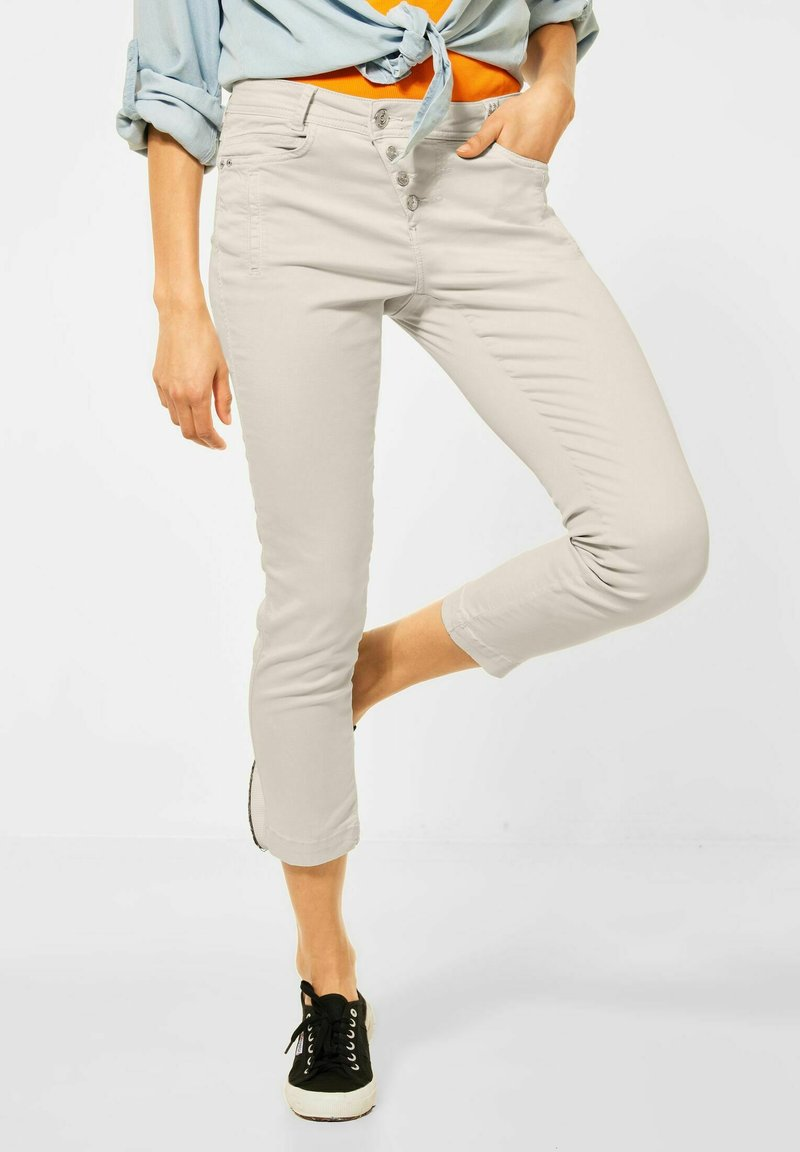 Street One - Trousers - beige