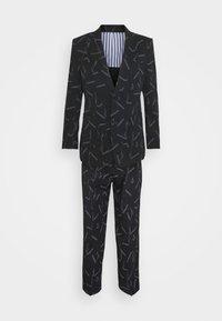 DANDY CIGARETTE SUIT - Suit - navy