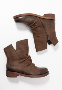Felmini Wide Fit - SERPA - Classic ankle boots - morat cobre - 3