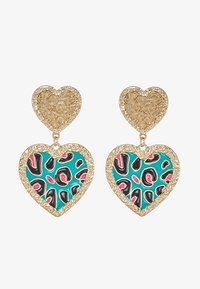 LIARS & LOVERS - ANIMAL PRINT - Pendientes - multicolor - 3