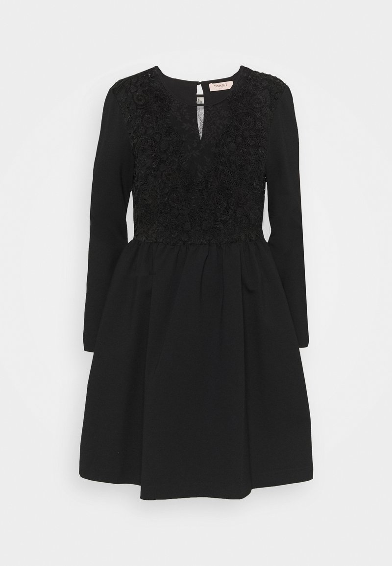 TWINSET - Denní šaty - nero