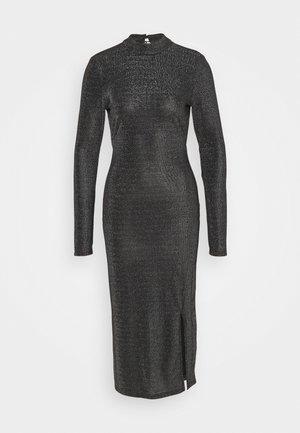 OPEN BACK PARTY DRESS - Maxi šaty - black