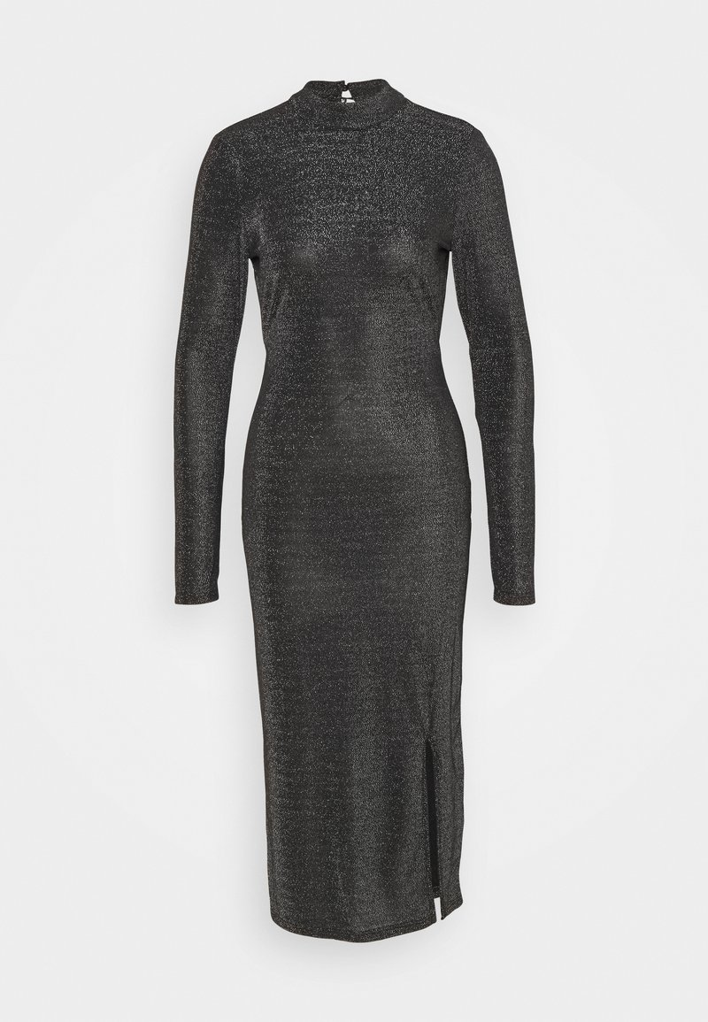 Glamorous Tall - OPEN BACK PARTY DRESS - Maxi-jurk - black
