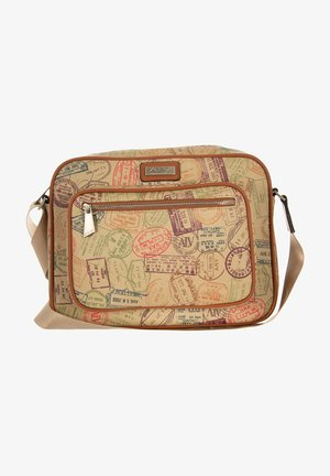 Across body bag - safari