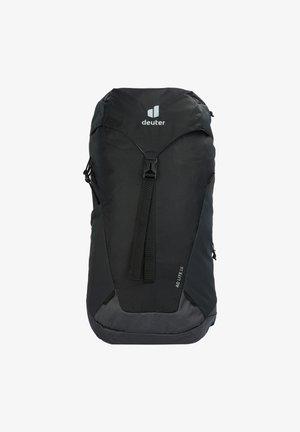 Hiking rucksack - black-graphite