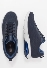 Skechers Performance - GO WALK AIR - Obuwie do biegania treningowe - navy blue