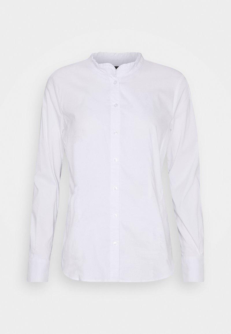 More & More - Button-down blouse - white