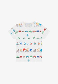 Paul Smith Junior - ARESKI - Print T-shirt - white - 2