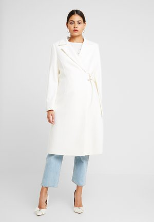 DEZPINA - Manteau classique - white