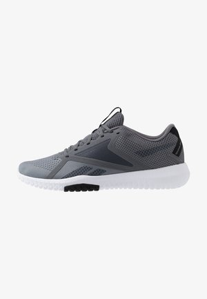 FLEXAGON FORCE 2.0 - Sports shoes - grey/true grey/black