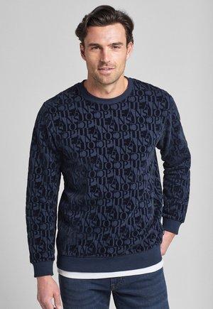 AARON  - Sweatshirt - navy