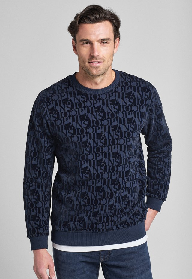 AARON  - Sweater - navy