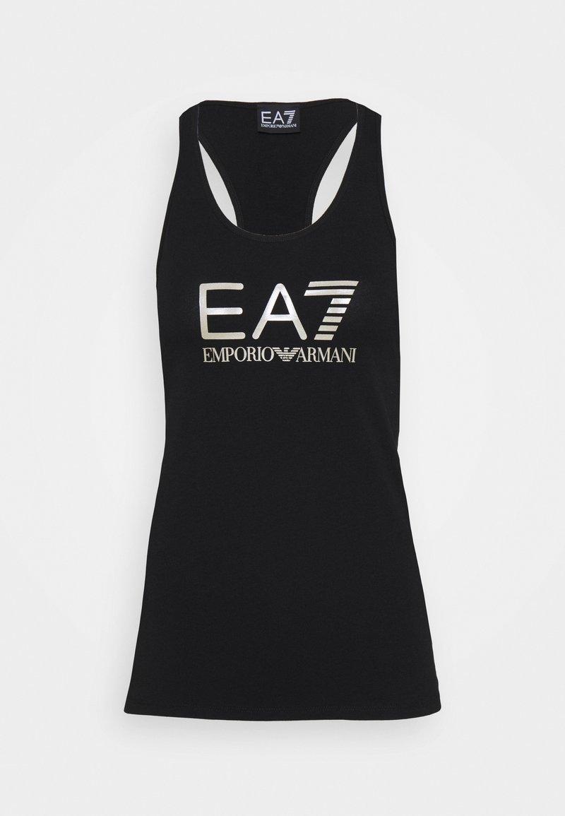 EA7 Emporio Armani - Top - black