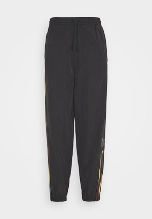 PAOLINA RUSSO ADICOLOR SPORTS INSPIRED MID RISE PANTS - Pantalon de survêtement - black