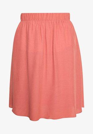 VIPRIMERA SKIRT - A-line skirt - dusty cedar
