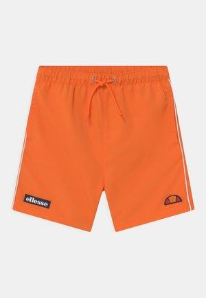 LECHE SWIM - Swimming shorts - orange