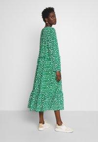 Love Copenhagen - BABAL DRESS - Maxi dress - jolly green - 2
