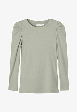 Long sleeved top - shadow