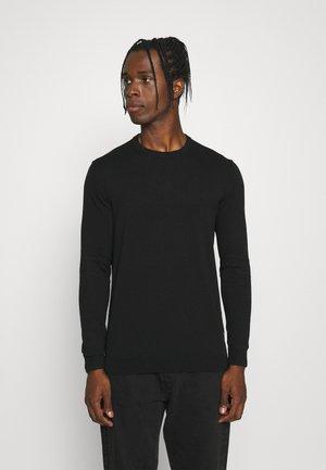 ONSALEX CREW NECK - Jumper - black