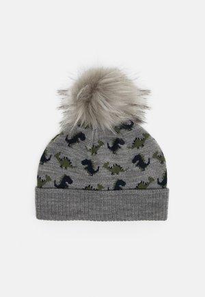 NMMMESI HAT UNISEX - Bonnet - grey melange