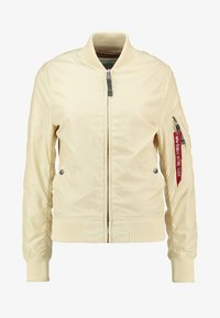 Alpha Industries - Bomber Jacket - caramel - 5
