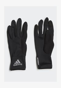 adidas Performance - GLOVES A.RDY - Guantes - black/black/refsil - 0