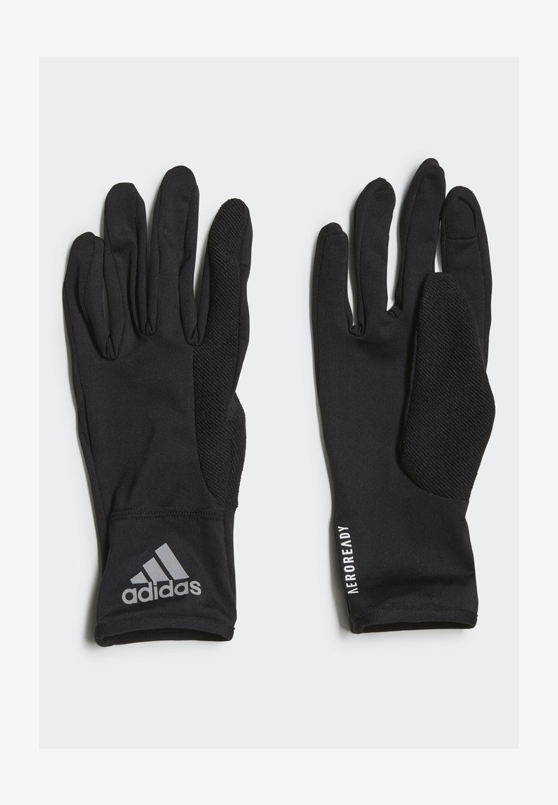 adidas Performance - GLOVES A.RDY - Guantes - black/black/refsil