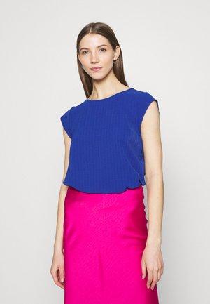 VILOVIE CAPSLEEVE  - Camiseta estampada - mazarine blue