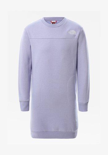 Sports dress - sweet lavender heather