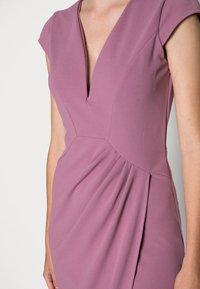 WAL G. - LIN DRESS - Cocktail dress / Party dress - mauve pink - 4