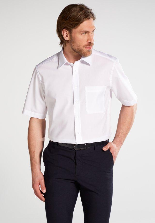 COMFORT FIT - Zakelijk overhemd - weiss