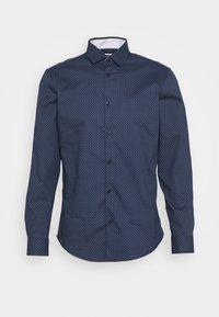 SLHSLIMNEW MARK SLIM FIT - Formal shirt - dark blue