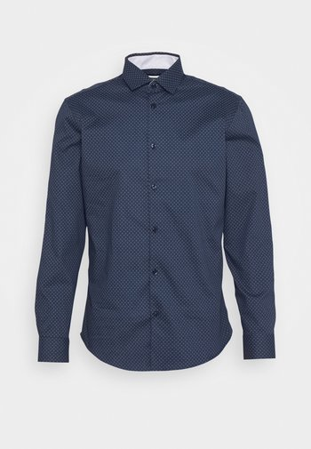 SLHSLIMNEW MARK - Camicia elegante - dark blue