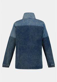 Ulla Popken - Sweatshirt - blue denim - 2