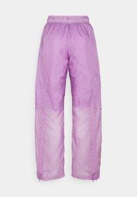 Nike Sportswear - STREET PANT - Pantalones - violet shock/white - 8