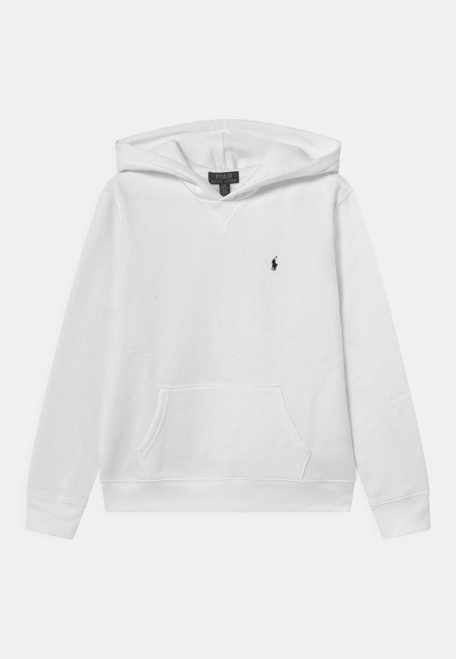 HOOD  - Jersey con capucha - white