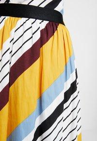 Gestuz - DIANONA SKIRT - A-line skirt - yellow - 4