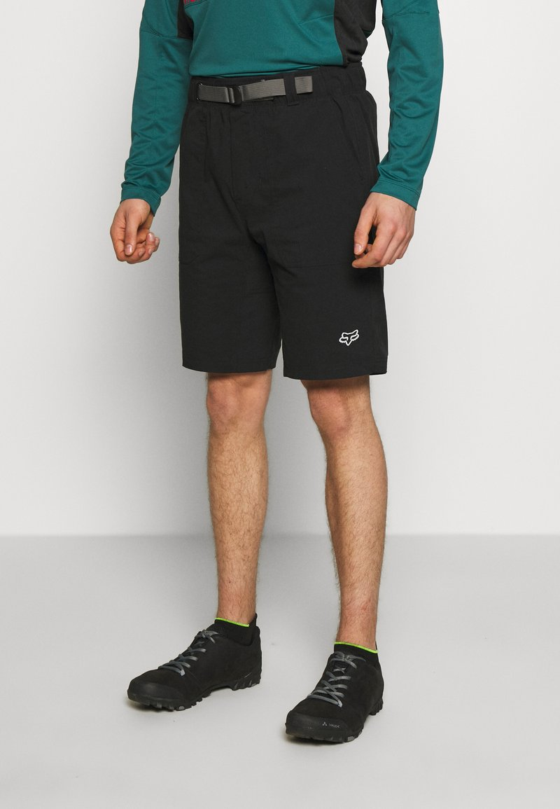 Fox Racing - TETON SHORT - Sports shorts - black