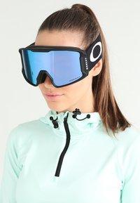Oakley - LINE MINER L UNISEX - Occhiali da sci - black - 1