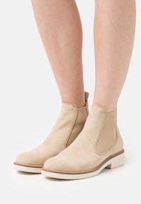 Marc O'Polo - SHEILA  - Ankle boots - sand - 0