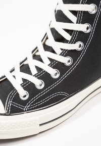 Converse - CHUCK TAYLOR ALL STAR 70 HI - Sneakers alte - black - 5