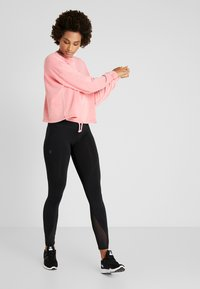Cotton On Body - TIE HEM CREW  - Sweatshirt - cameo pink wash - 1