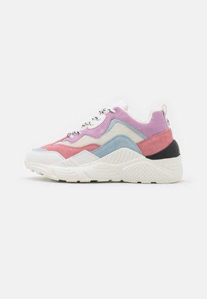 ANTONIA - Sneakers laag - pastel multicolor