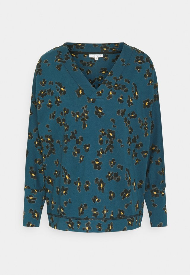 JEKYLL - Long sleeved top - majolica blue