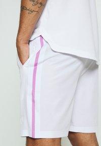 Björn Borg - TABER SHORTS - Sports shorts - brilliant white - 3
