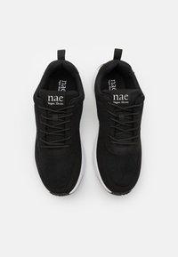 NAE Vegan Shoes - JORDAN VEGAN  - Sneakersy niskie - black - 3