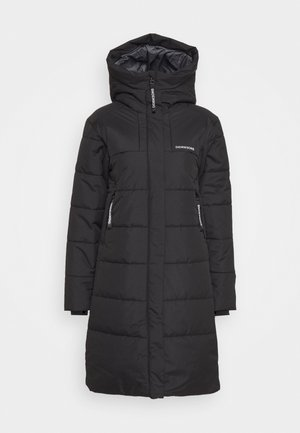 TINDRA - Winter coat - black