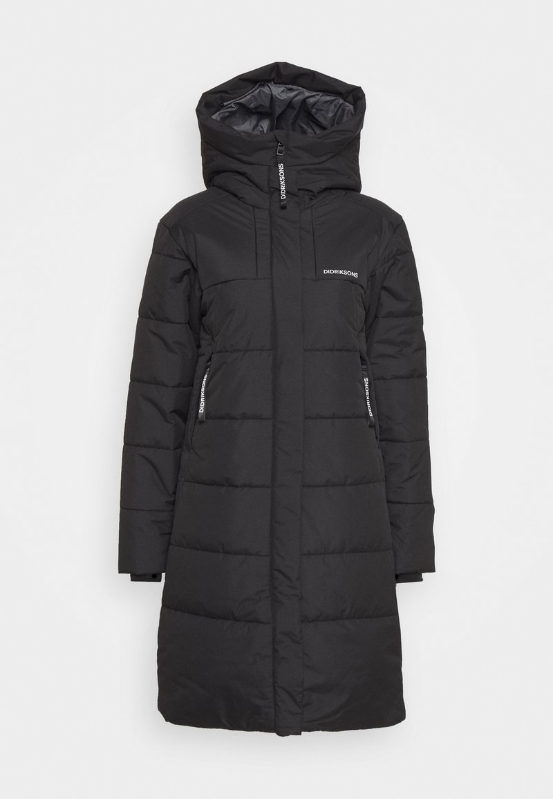 Didriksons - TINDRA - Winter coat - black